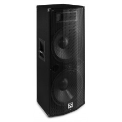 Vonyx - CVB212 PA Speaker Active 2x 12? BT MP3 1200W 178.493 1