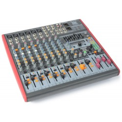 Powerdynamics - PDM-S1203 Stage Mixer 12-Channel DSP/MP3 USB IN/OUT 171.144 1