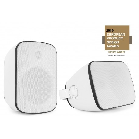 Powerdynamics - BD50W Altavoz de pared Interior/Exterior Blanco 120W 100.093 1