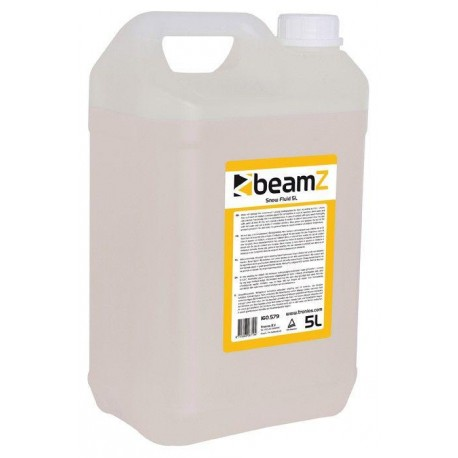 BeamZ - 5 litre of snow fluid