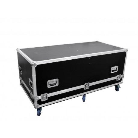 Roadinger - Flightcase 2x CLA-115 1