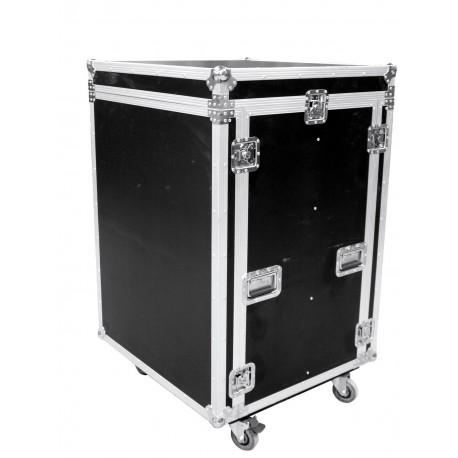 Roadinger - Flightcase 8x CLA-228 1