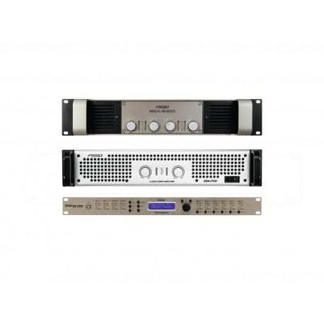 PSSO - Amp Set MK2 for Line-Array S 1