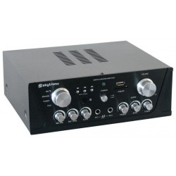 Skytec - Amplifier Karaoke FM/USB/SD/Rem