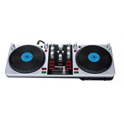 Gemini - FIRST MIX I/O - USB DJ MIDI CON TARJETA DE SONIDO