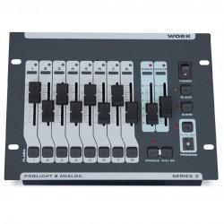 Work - prolight 8 analog