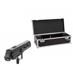 Eurolite - Set LED SL-400 DMX Search Light + Case 1
