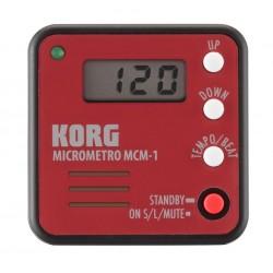 Korg - MicroMetro Red