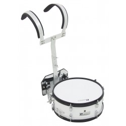 Dimavery - MS-200 Marching Snare, white 1