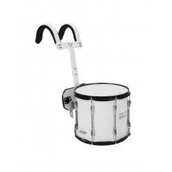 Dimavery - MS-300 Marching-Snare, white 1