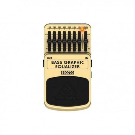 Behringer - PEDAL BASS GRAPHIC EQBEQ700