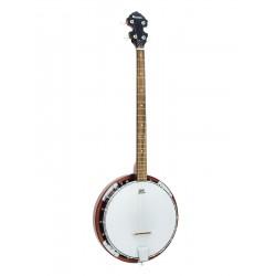 Dimavery - BJ-04 Banjo, 4-string 1