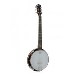 Dimavery - BJ-30 Banjo, 6-string 1