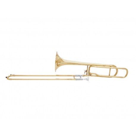 Dimavery - TT-310 Trombone, open-wrap, gold 1