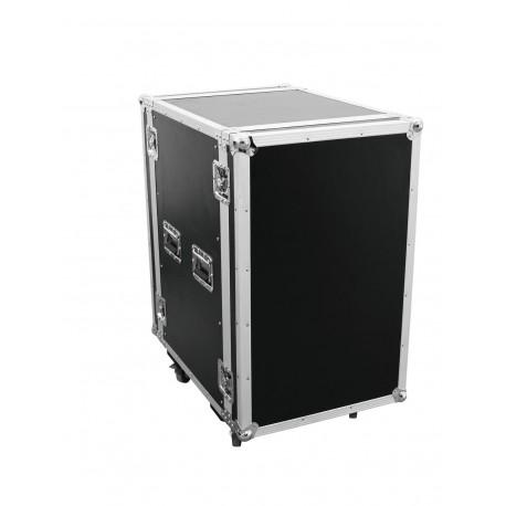 Roadinger - Amplifier Rack PR-2ST, 18U, 57cm with wheels 1