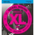 D'addario - EXL170 NICKEL WOUND BASS, LIGHT, LONG SCALE [45-100]