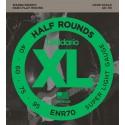D'addario - ENR70 XL HALF ROUNDS SUPER LIGHT [40-95]