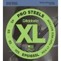 D'addario - EPS165SL PROSTEELS CUSTOM LIGHT SUPER LONG SCALE [45-105]