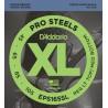D'addario - EPS165SL PROSTEELS CUSTOM LIGHT SUPER LONG SCALE [45-105] 1