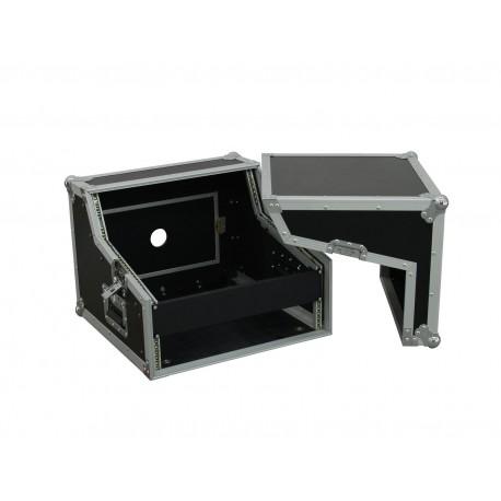 Roadinger - Special Mixer/CD Player Case 3/7/4U 1