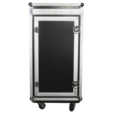 Roadinger - Special Combo Case Pro, 17U with wheels 1