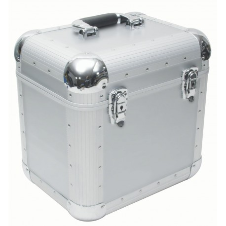 Roadinger - Record Case ALU Maxi Booking, rounded 1