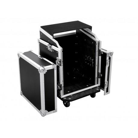 Roadinger - Special Combo Case LS5 Laptop Desk, 12U 1