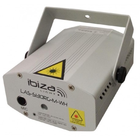 Ibiza Light - LAS-S130RG-M-WH