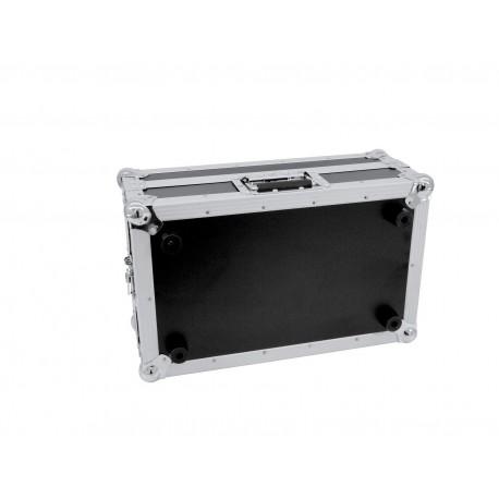 Roadinger - Mixer Case Pro MCB-19, sloping, bk, 6U 1