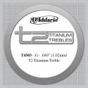 D'addario - T4503 T2 TITANIUM
