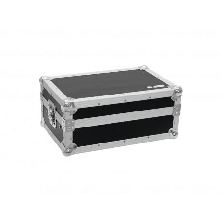 Roadinger - Mixer Case Pro MCV-19, variable, bk 6U 1