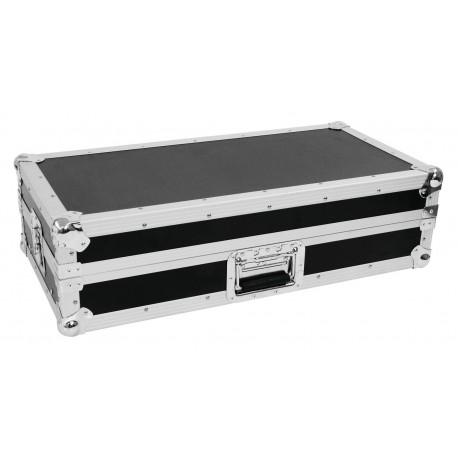 Roadinger - Mixer Case Pro MCB-27, sloping, bk, 7U 1