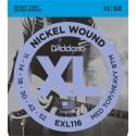 D'addario - EXL116 NIKEL WOUND [011-052]
