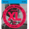D'addario - EXL145 NICKEL WOUND, HEAVY, PLAIN 3RD [12-54] 1