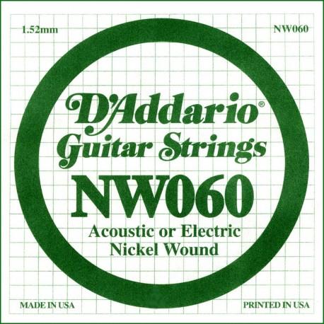 D'addario - NW060 1