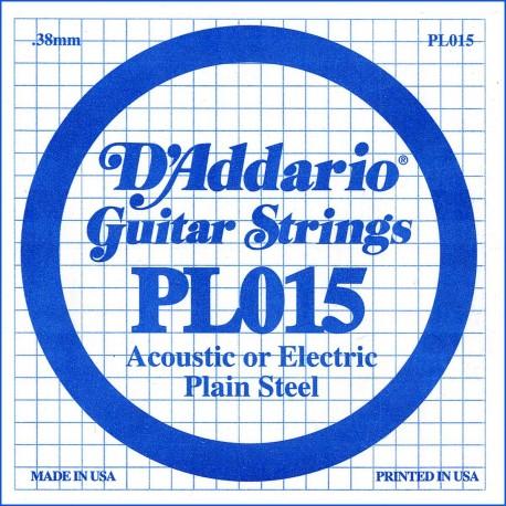 D'addario - PL015 1