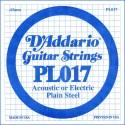 D'addario - PL017