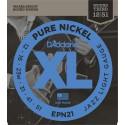 D'addario - EPN21 PURE NICKEL JAZZ LIGHT [12-51]