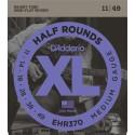D'addario - EHR370 HALF ROUNDS MEDIUM [11-49]