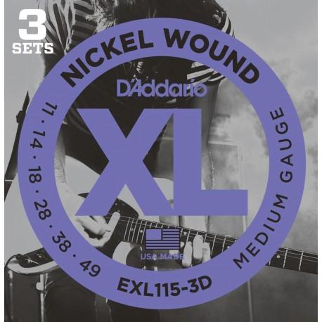 D'addario - EXL115-3D - XL BLUES/JAZZ ROCK [11-49] 1