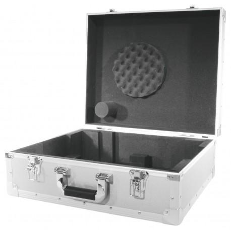 Roadinger - Turntable Case silver -S- 1