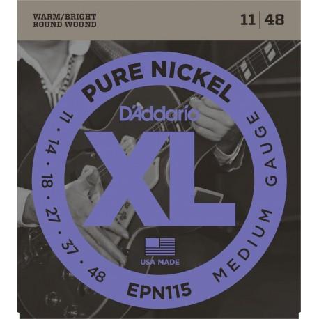 D'addario - EPN115 - PURE NICKEL BLUES/JAZZ ROCK [11-48] 1
