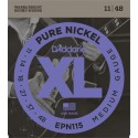 D'addario - EPN115 - PURE NICKEL BLUES/JAZZ ROCK [11-48]