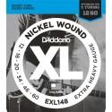 D'addario - EXL148 NICKEL WOUND, EXTRA-HEAVY [12-60]