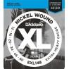 D'addario - EXL148 NICKEL WOUND, EXTRA-HEAVY [12-60] 1