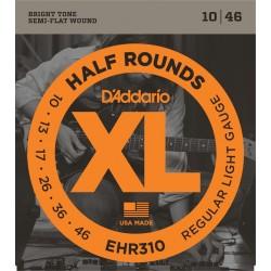 D'addario - EHR310 - 1/2ROUNDS [10-46] 1