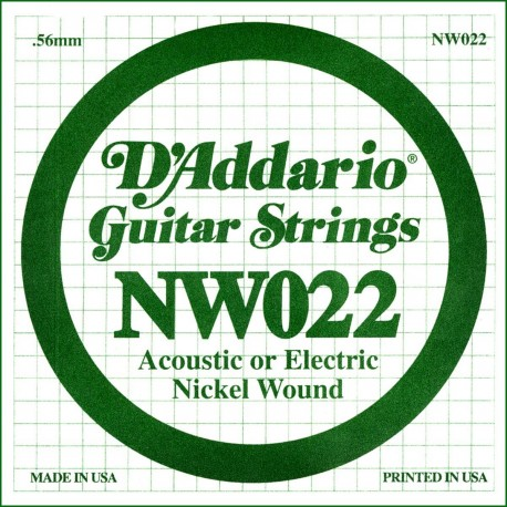 D'addario - NW022 1