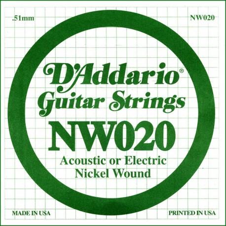 D'addario - NW020 1