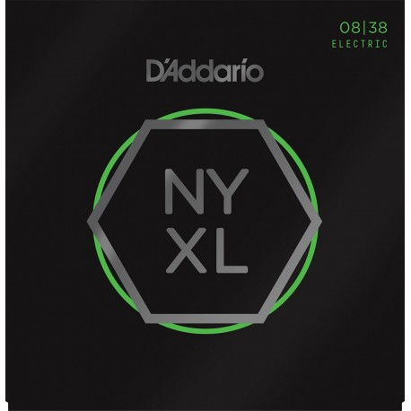 D'addario - NYXL0838 EXTRA SUPER LIGHT [08-38] 1