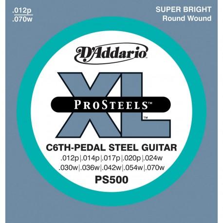 D'addario - PS500 C6TH-PEDAL STEEL 1